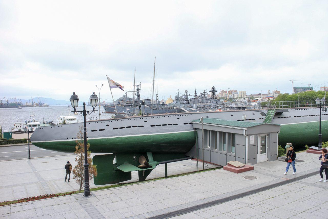 S56潜水艦