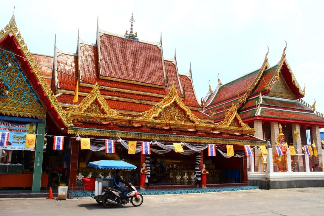 ワットクンヂャン寺院