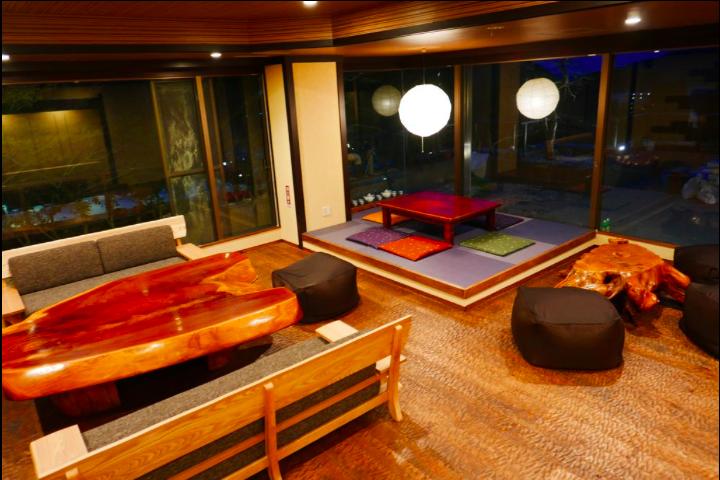 ケイズハウス箱根共有スペース