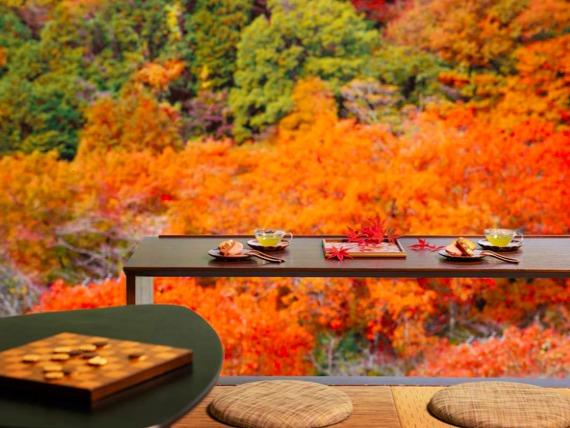 箱根リゾート界箱根の景色