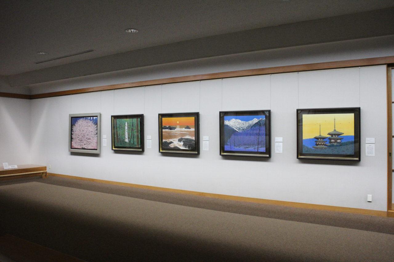 成川美術館絵画