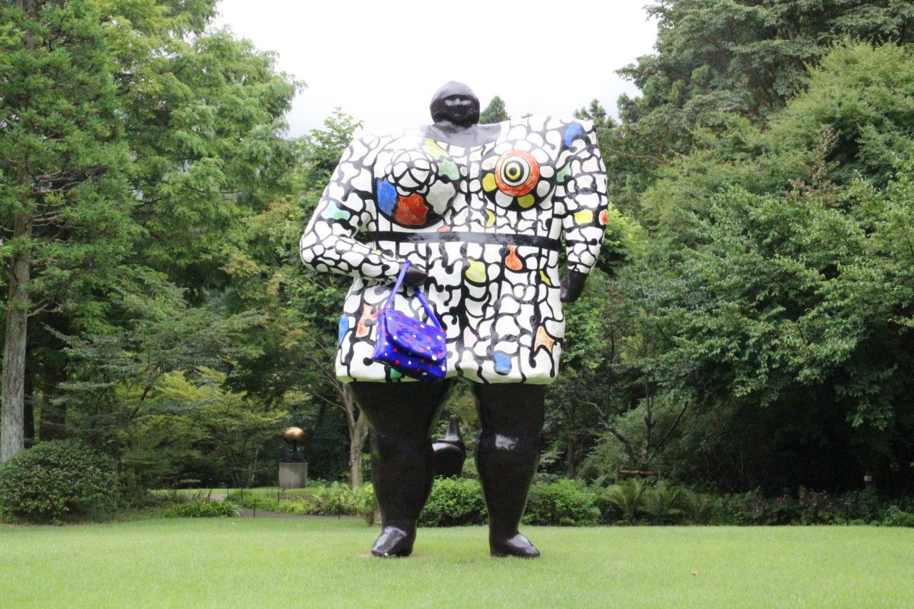 彫刻の森美術館野外展示彫刻