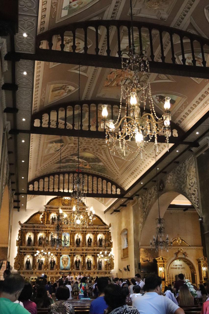 サントニーニョ教会2