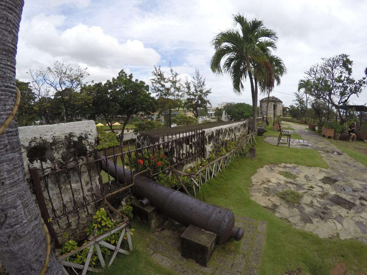 サンペドロ要塞大砲