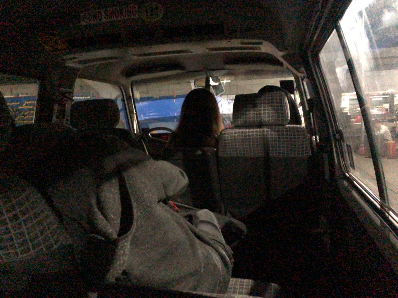 ボラカイ島へのバン2