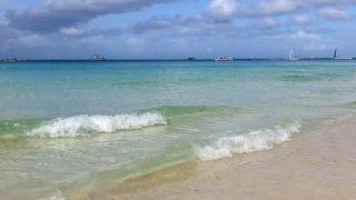 ボラカイ島ホワートビーチ
