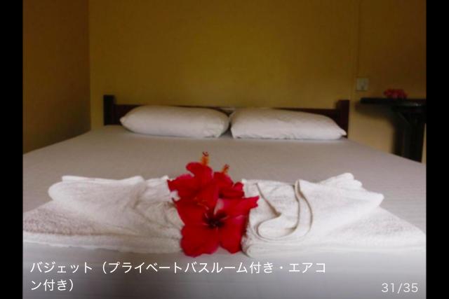 ラ ルナ アイランド リゾートの部屋1