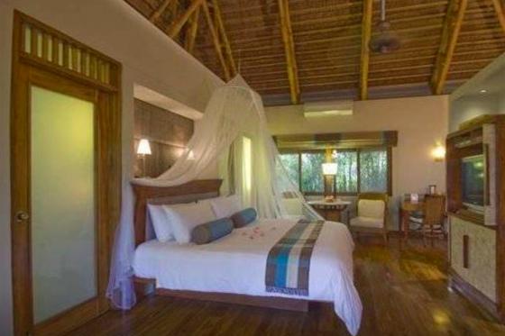 エスカヤビーチリゾートの部屋