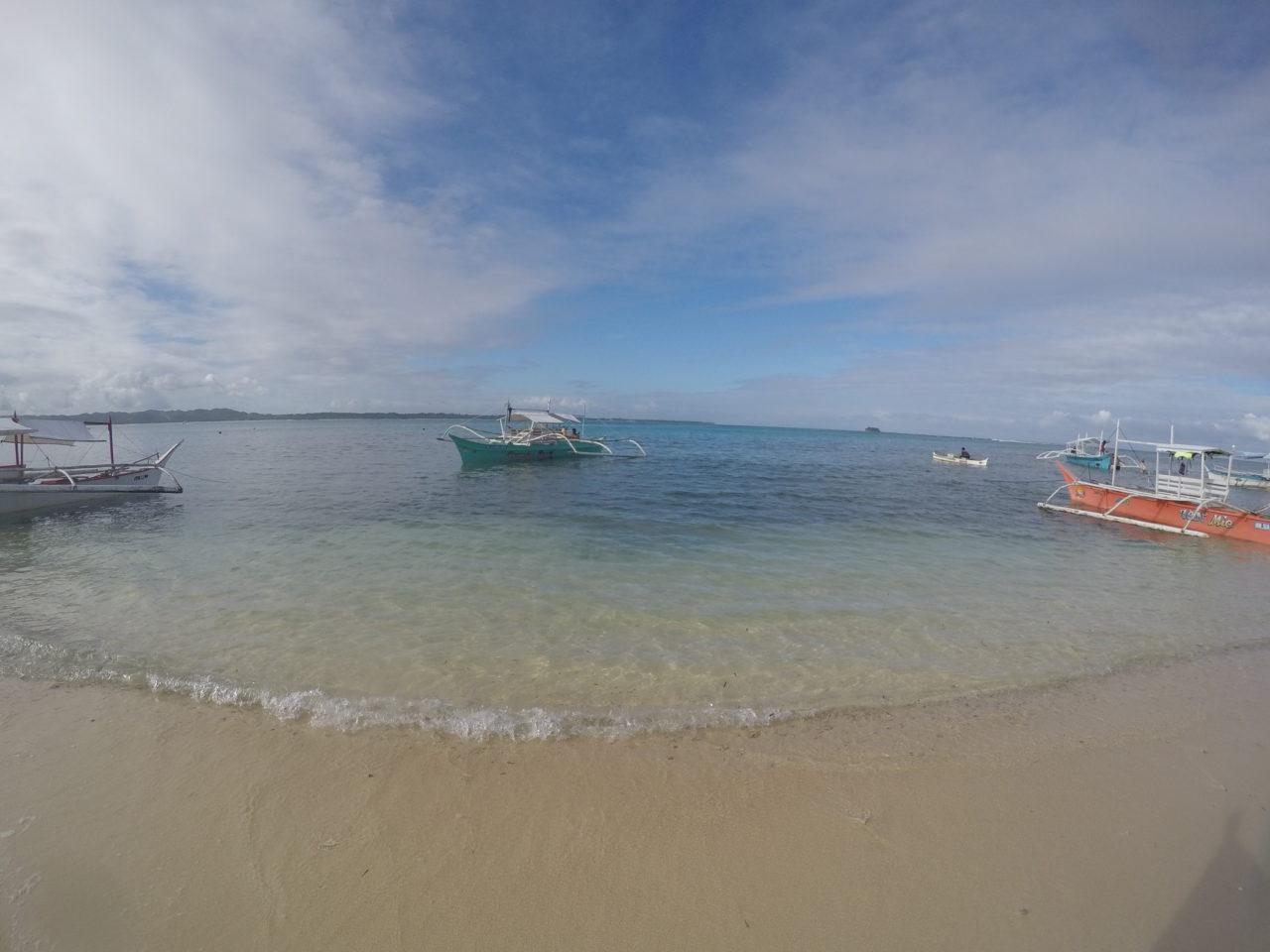 シャルガオ島ダック島1