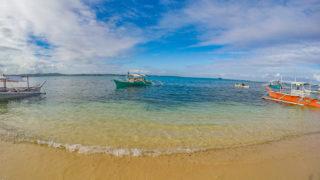 シャルガオ島ダック島