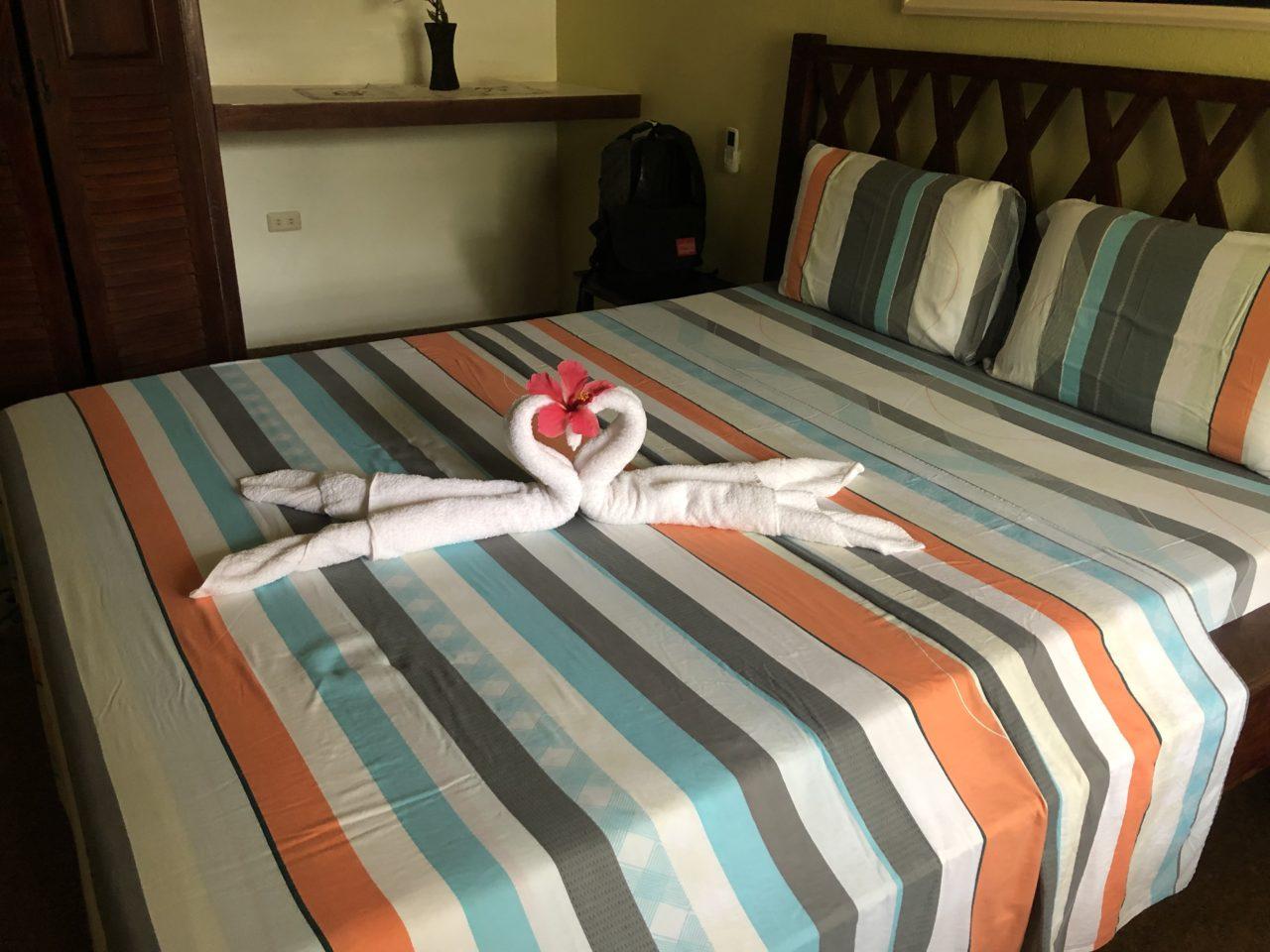マラパスクアガーデンリゾート部屋
