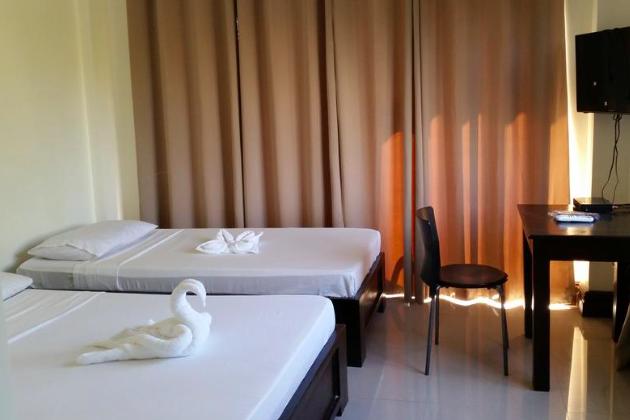 アデライダペンションホテル部屋2