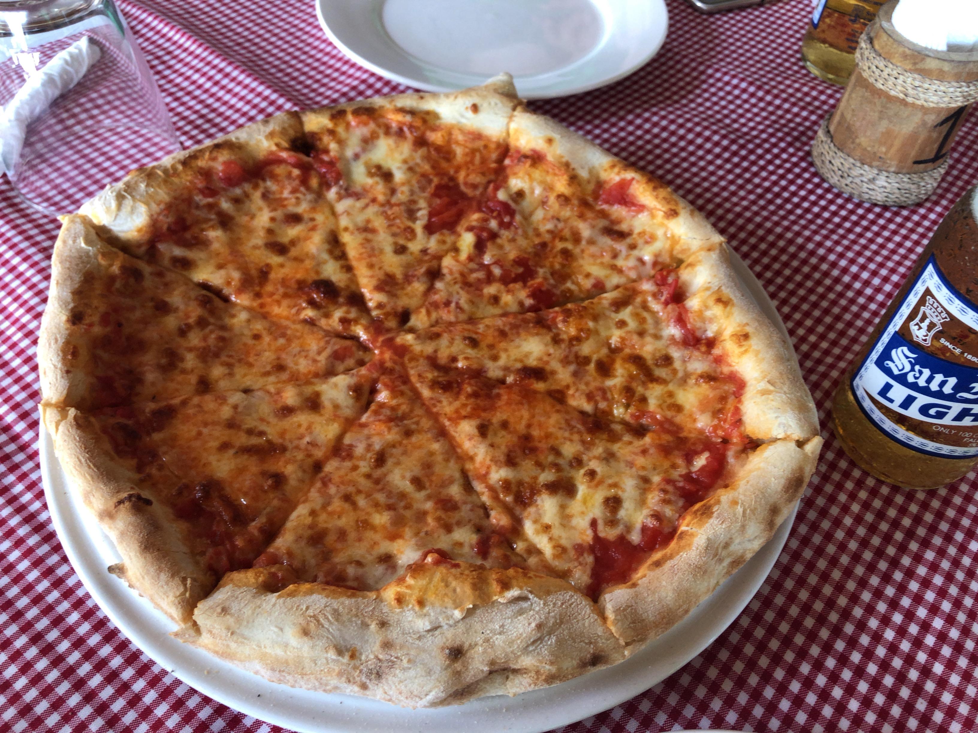 アンジェリーナピザ