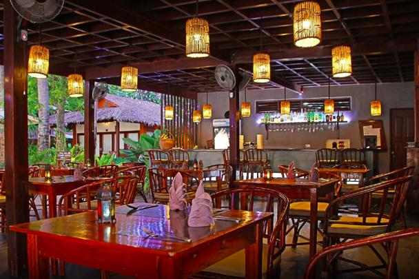 ラストフロンティア・ビーチリゾートレストラン