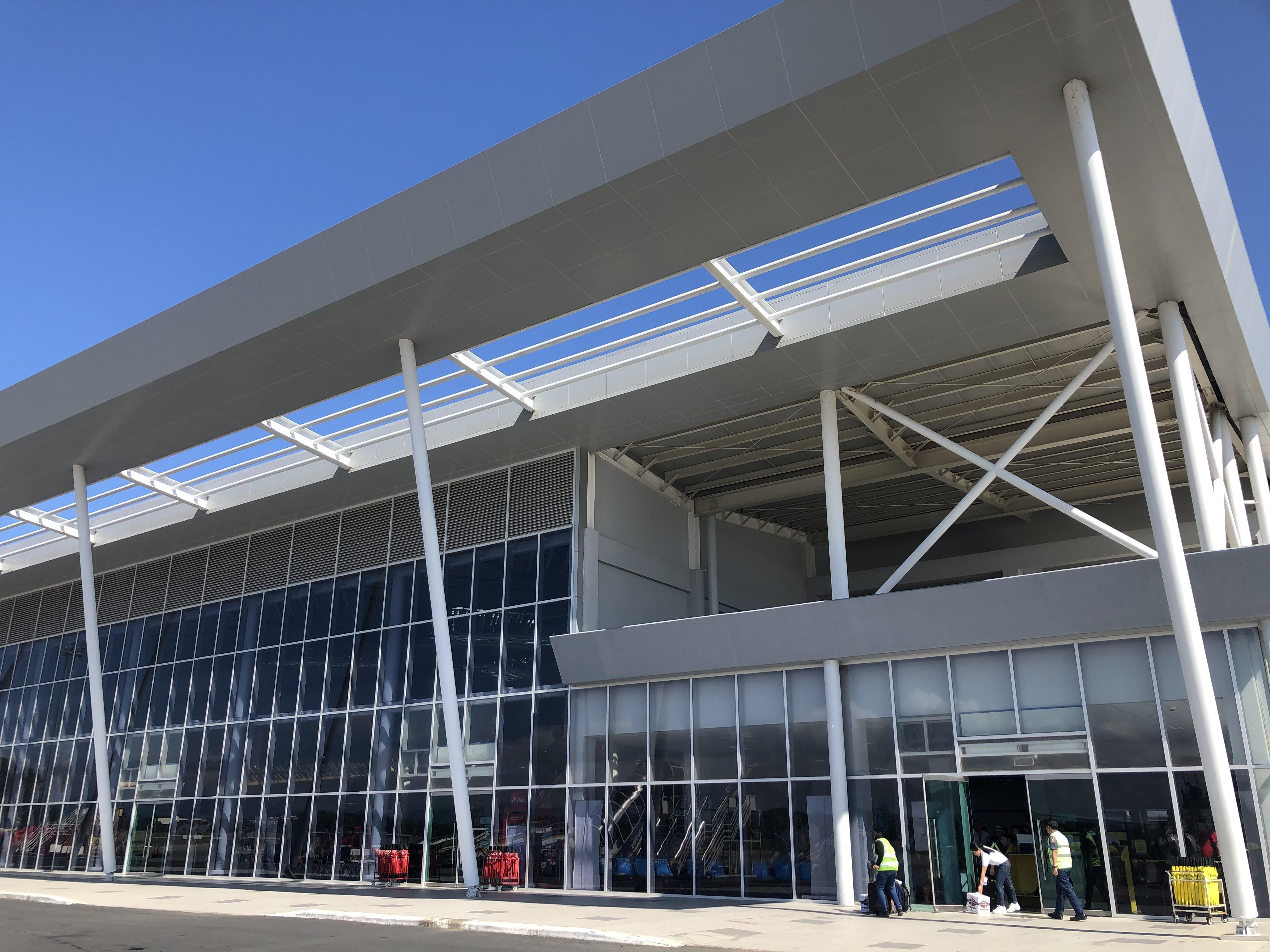 プエルトプリンセサ空港1