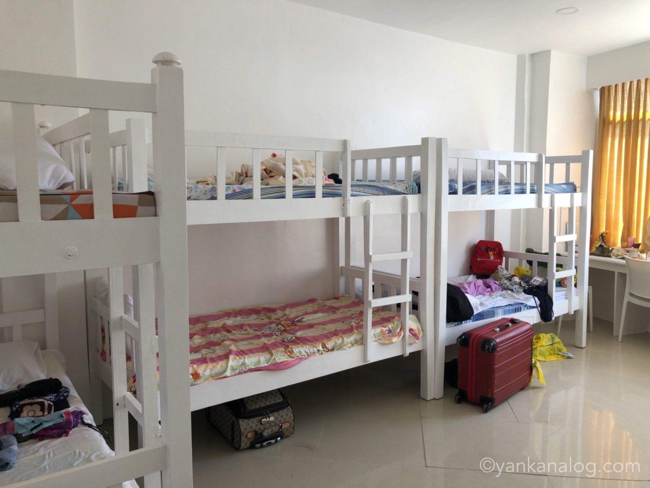 QQEnglishシーフロント校の部屋1