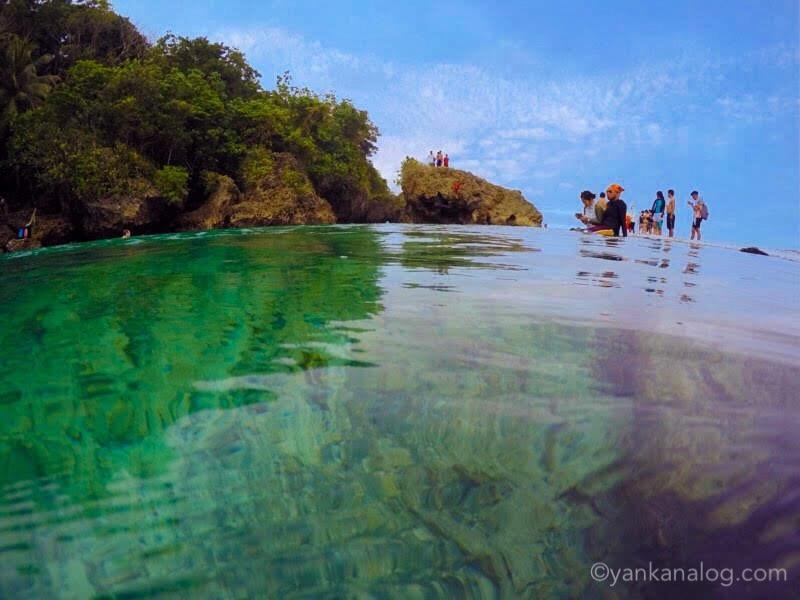 シャルガオ島10