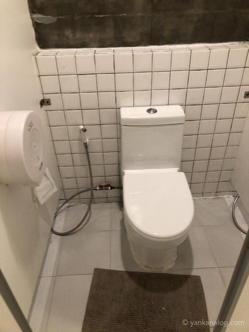 ムービーロッジのシャワールーム3