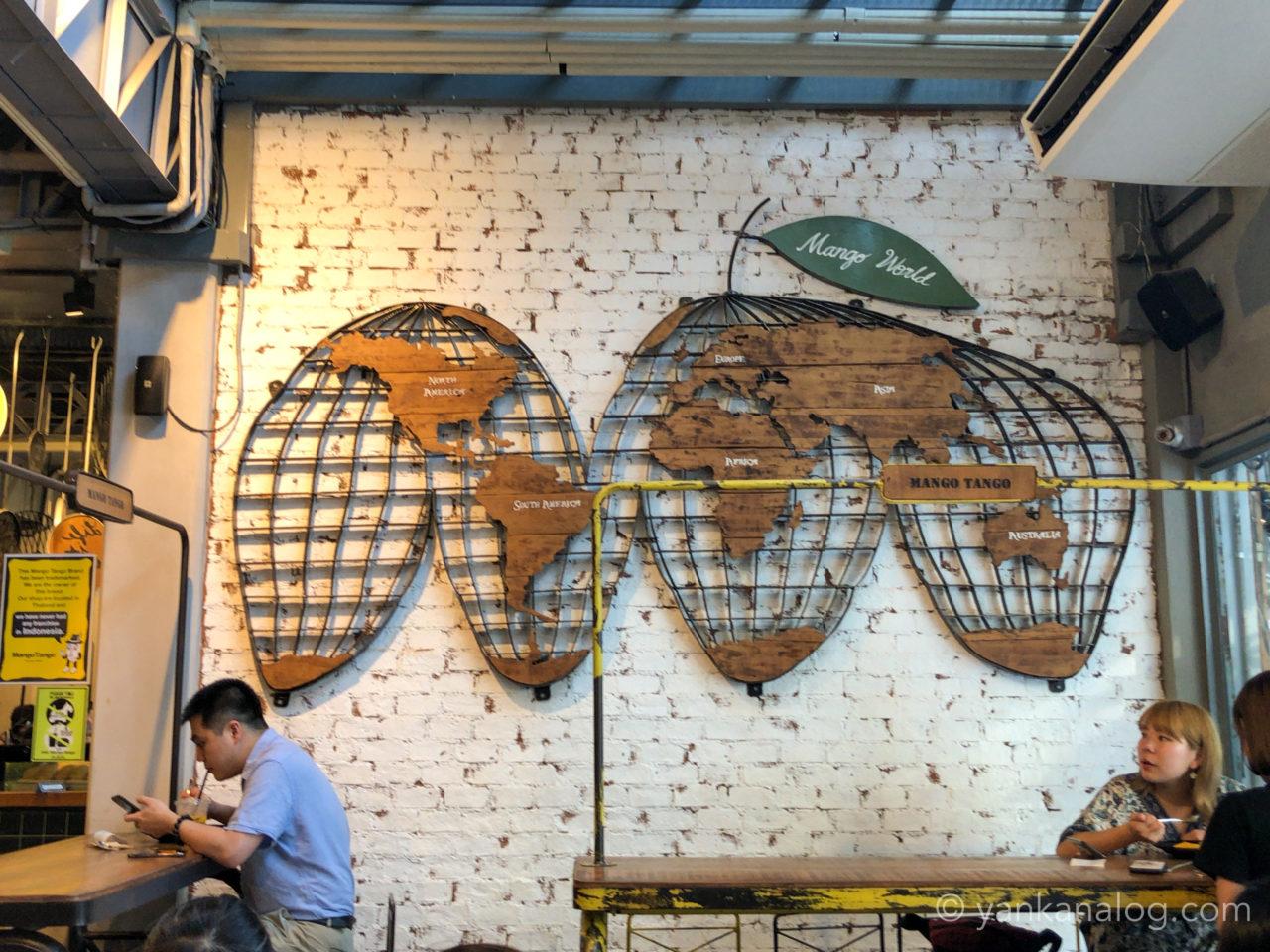 マンゴタンゴの店内2