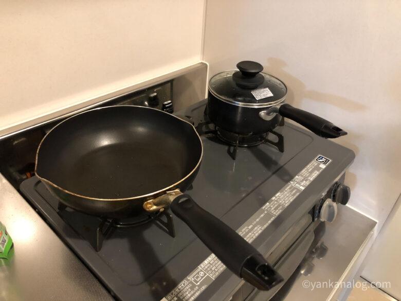 ホテルトーマス名護キッチン3