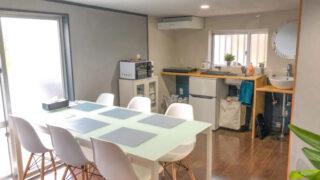 ファミリールーム沖縄キッチン1